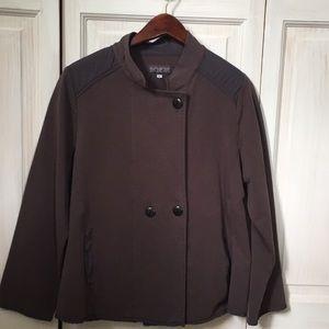 Iridium Jacket